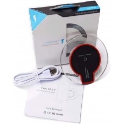 Fantasy-  Wireless & Limitless- Chargeur Standard Qi pour...