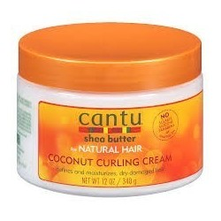 Cantu - coconut curling cream - Pour cheveux naturel au...