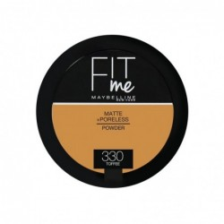 Maybelline Fit Me 330 - Poudre sans Porosité 8.5 G - Toffee