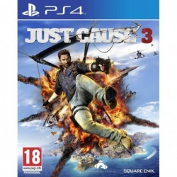Just Cause 3 - PS4 By Square Enix