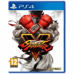 Street Fighter 5 - PS4 By Capcom