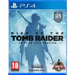 Rise Of The Tomb Raider 20 Year Celebration - PS4 By...